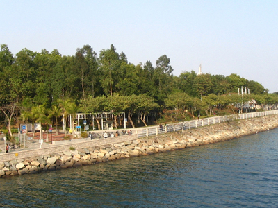 Tai  Po  Waterfront Park