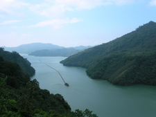 Taiwan Shih Man Reservoir