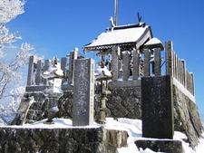 Takasumi Shrine At The Top
