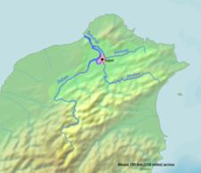 Tamshuirivermap
