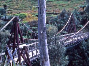 Tangarakau Río