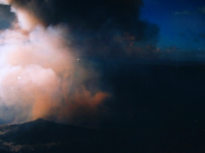 The Crater Of Mount Yasur