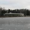 Tapiola Swimming Pool In Winter