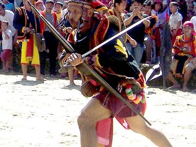 Nias War Dance