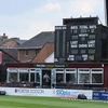 Taunton Cricket Ground Scoreboard