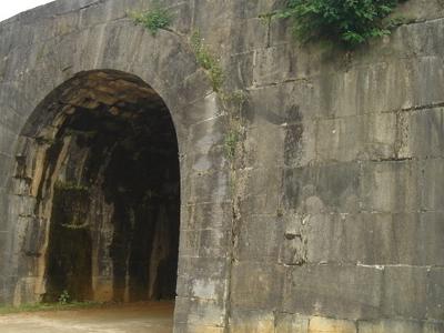 Tay  Do Castle  North Gate