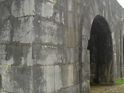 Tay  Do Castle  South Gate