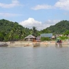 Tabgon Port From Boat