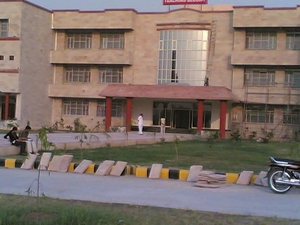 Guru Jambheshwar University of Science And Technology