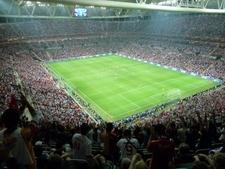 Türk Telekom Arena At Ali Sami Yen Spor Kompleksi
