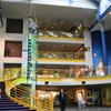 Museum Lobby And Atrium
