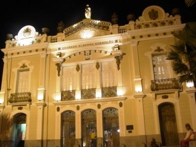 Alberto Maranhao Theatre Night