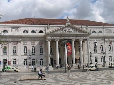 National Theatre D. Maria II