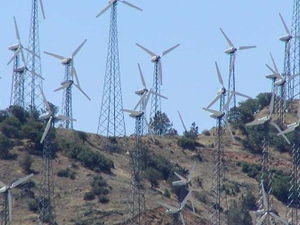 Tehachapi Pass Wind Farm