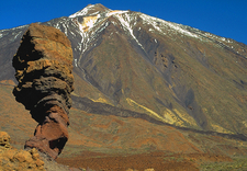 Teide And Roque Cinchado