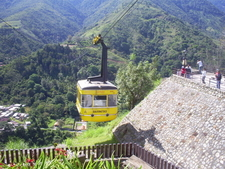 Mérida Cable Car Cabin