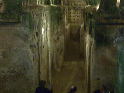 The Columbarium At Tel Maresha