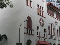 Telok Ayer chino Methodist Church