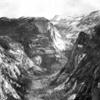 Tenaya Canyon, Viewed From Glacier Point