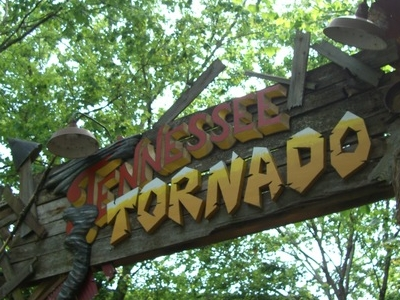 Tennessee Tornados Logo