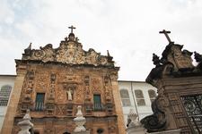 Catholic Church Of The Ordem Terceira De São Francisco.