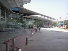 Terminal Luknow International Airport