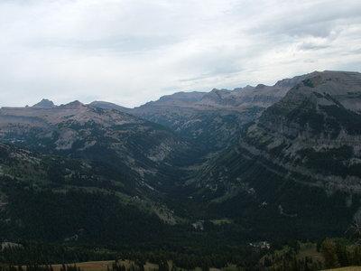Teton Canyon 2