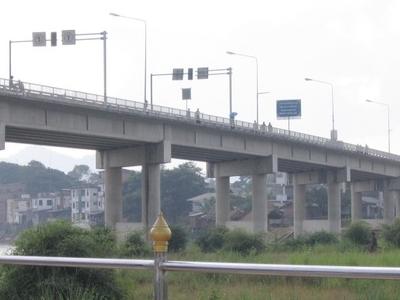 Friendship Bridge Myawaddy