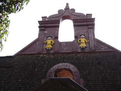 Thalassery Fort