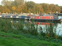 Thames And Kennet Marina