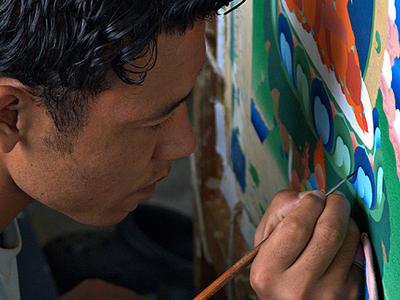 Thangkaschilder