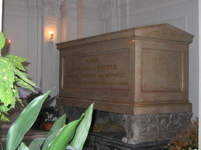 Tomb Of Queen Marie