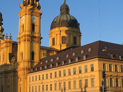 The Theatinerkirche