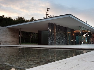 The Barcelona Pavilion