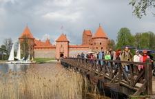 The Bridge To The Main Castle Gatehouse.