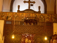 Saint Barbara Church In Coptic Cairo