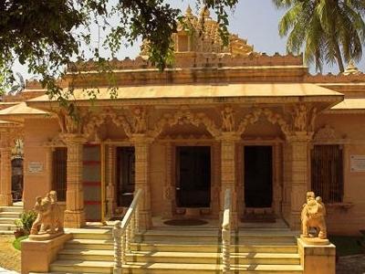 The Jain Temple At Mattancherry