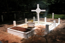 The Long Tan Memorial Cross