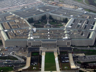 The Pentagon, Pictured In January 2008