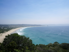 The Plettenberg Bay Viewed From Robberg Peninsula