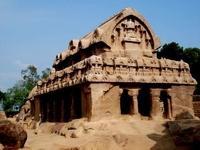 Monuments at Mahabalipuram