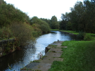 The Sankey Canal