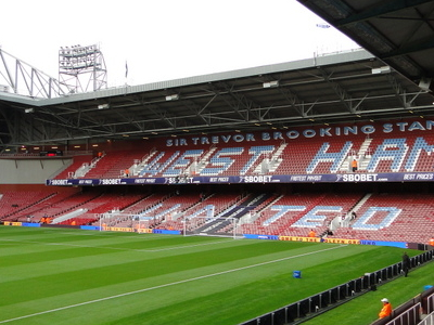 The Sir Trevor Brooking Stand
