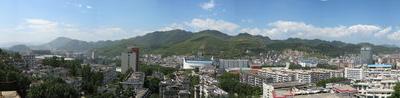 The Southern Part Of Jishou