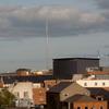 The Spire Of Dublin From Far