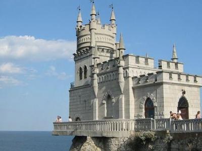 The  Swallow's  Nest Castle