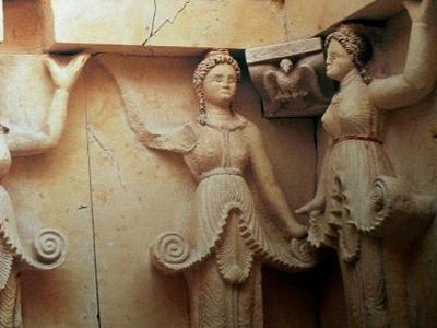 The Thracian Tomb Of Sveshtari
