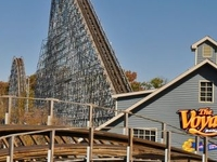 The Voyage Roller Coaster