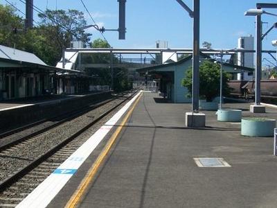 Thirroul Railway Station