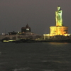 Thiruvalluvar Statue At Night